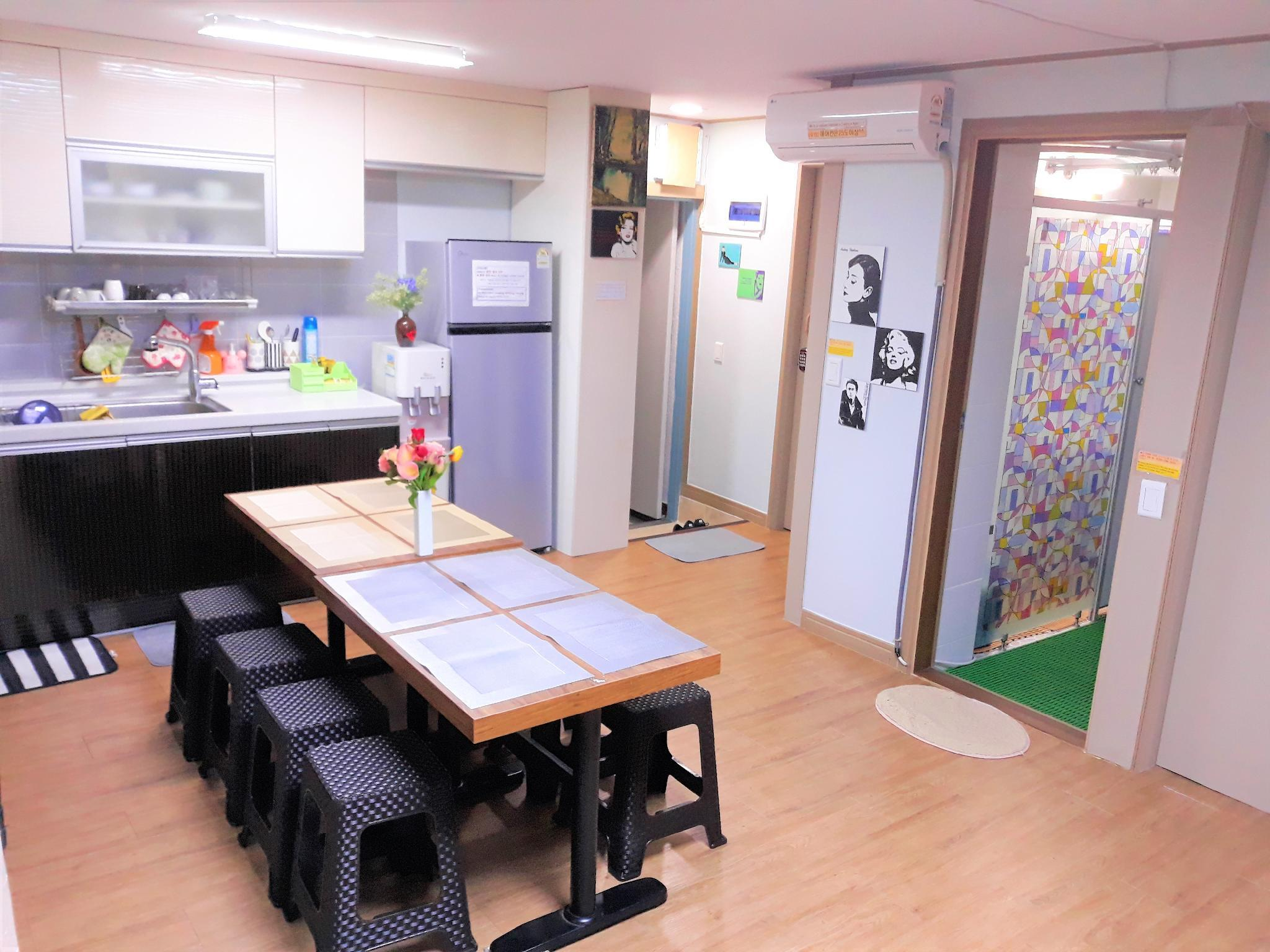 BUSAN.ST WLB GUEST HOUSE Whole Space 5 6 Guests