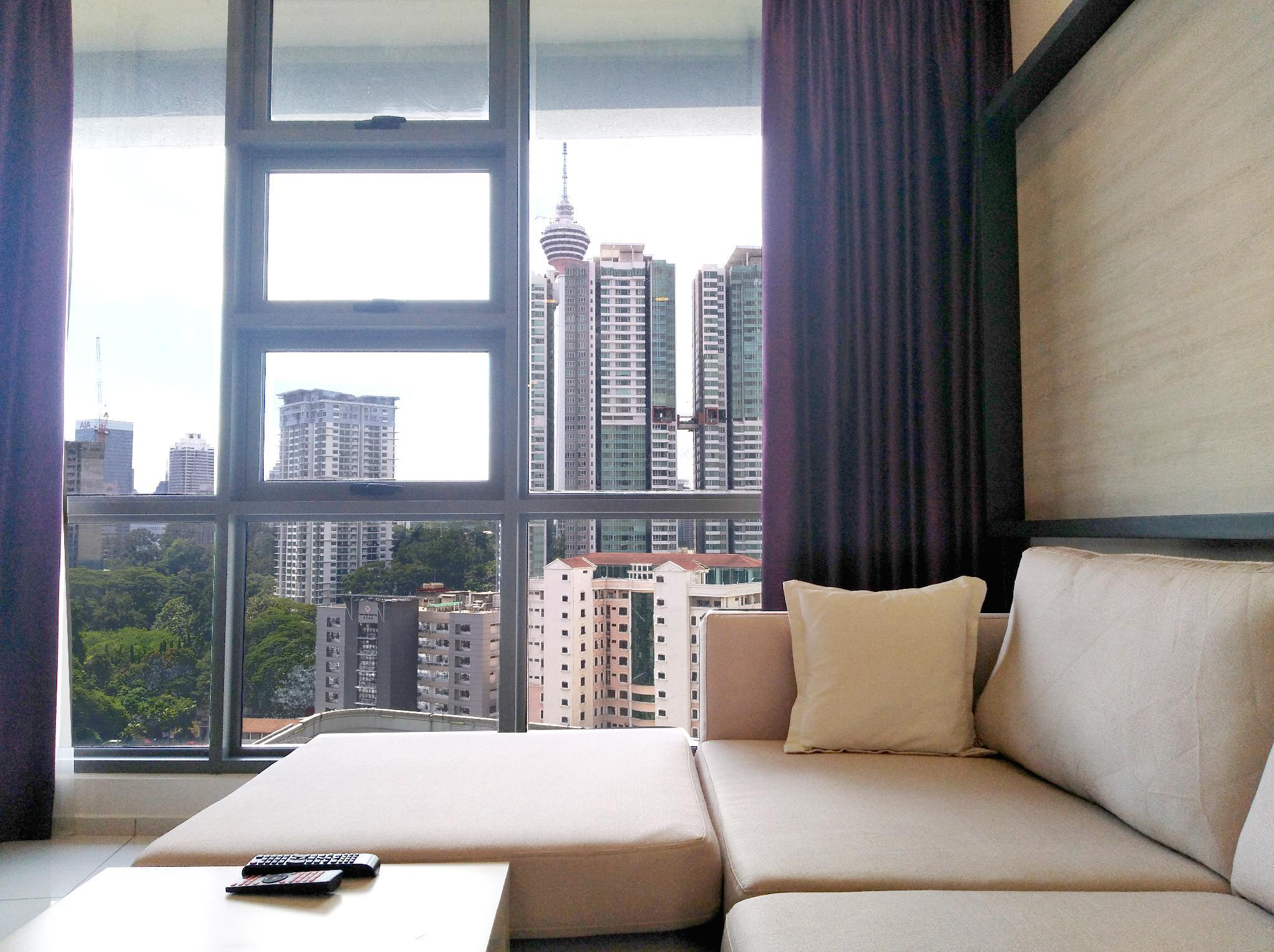 Golden Homestay Robertson Suite With KLCC View