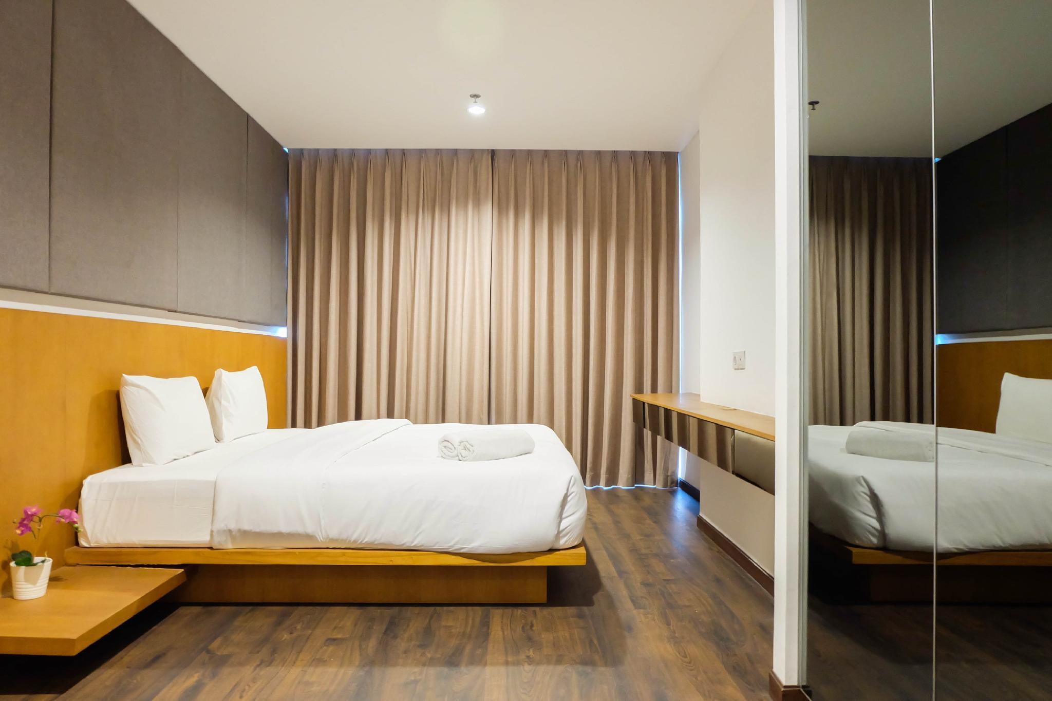 Spacious 3BR Veranda Residence Puri Apt ByTravelio