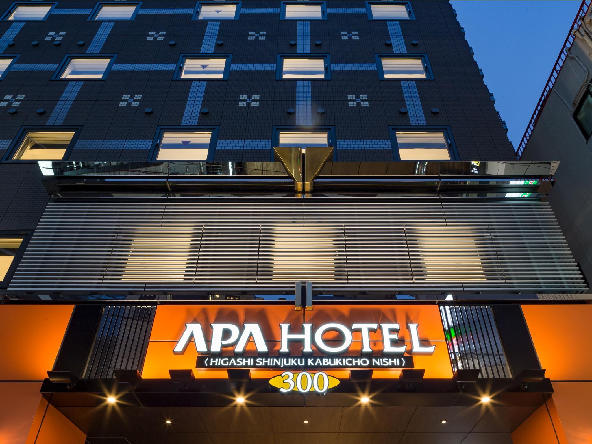 APA Hotel Higashi Shinjuku Kabukicho Nishi