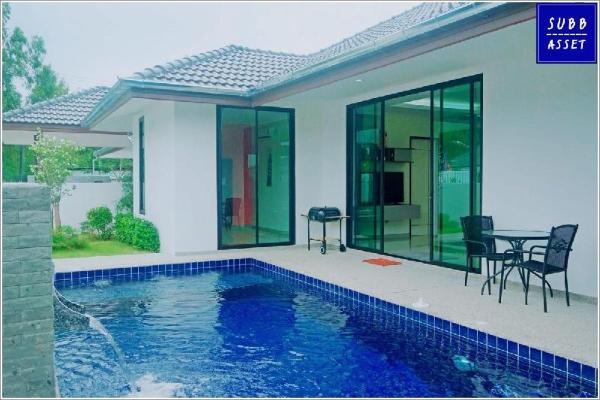 PoolVilla For 10 Persons | Milpool Villa Huahin Hua Hin