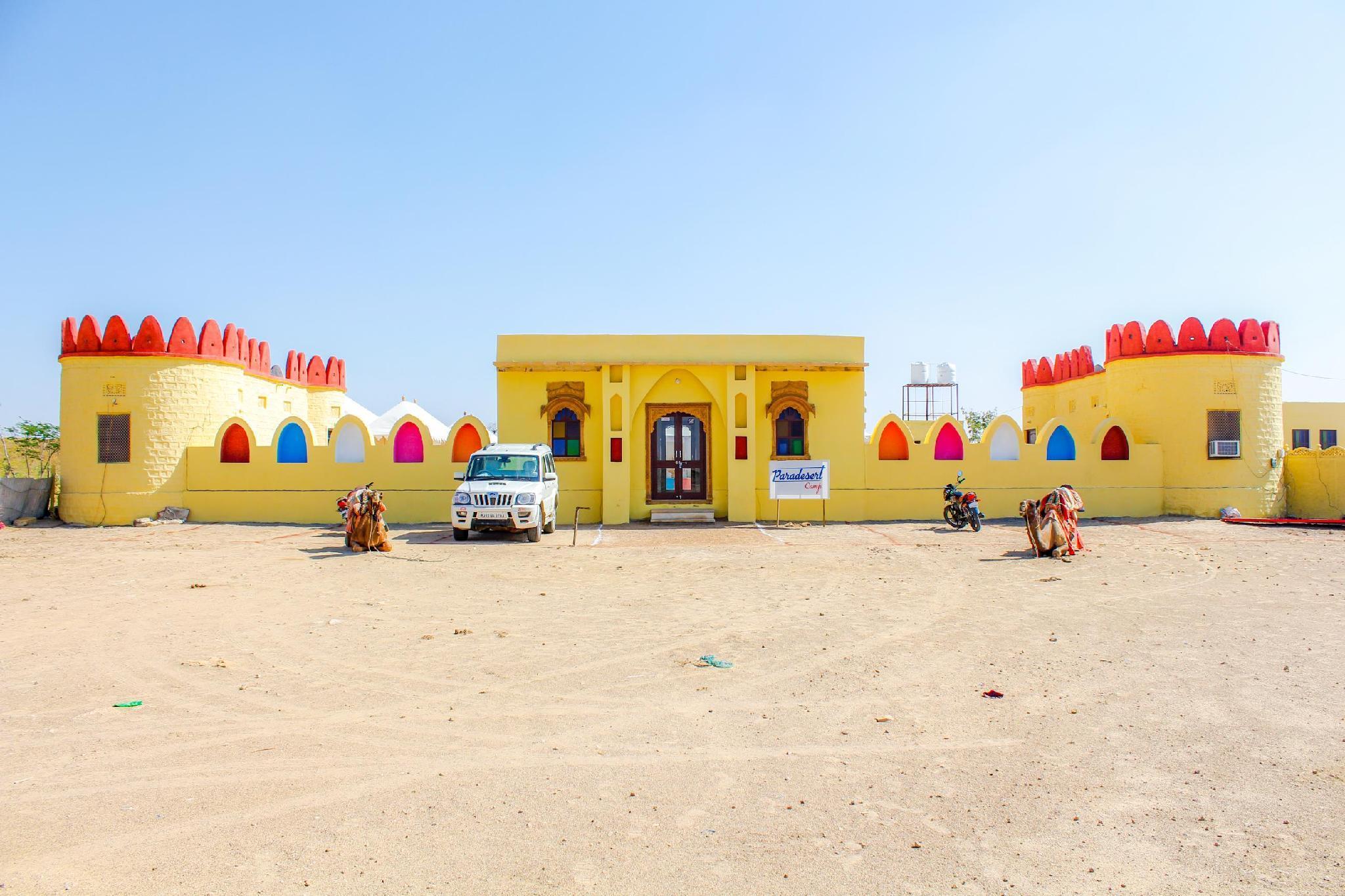 V Resorts Paradesert Camps