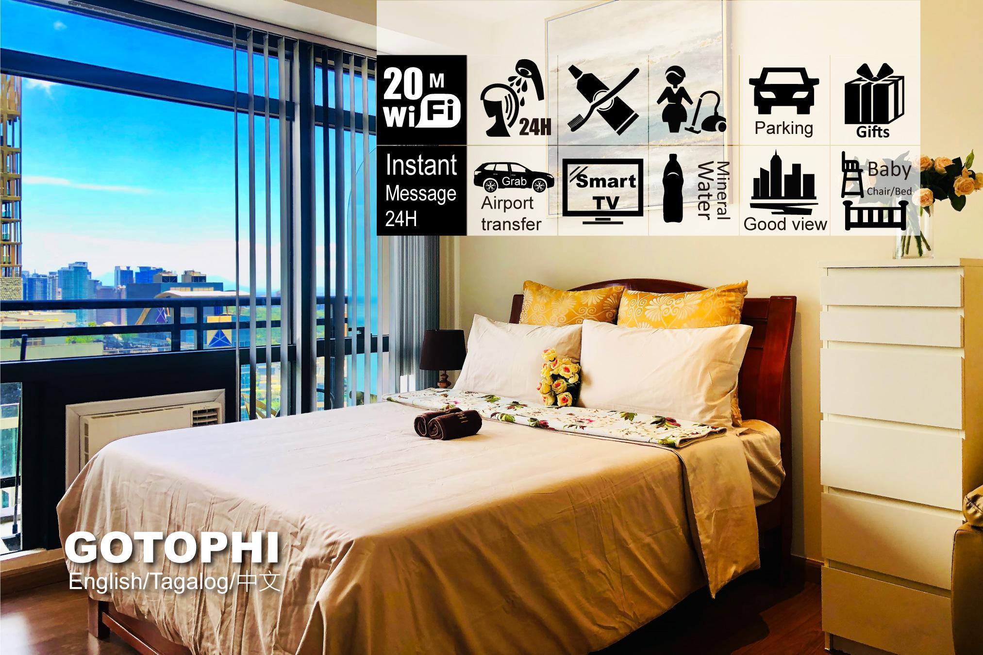Gotophi Luxurious 5Star hotel Gramercy Makati 3906