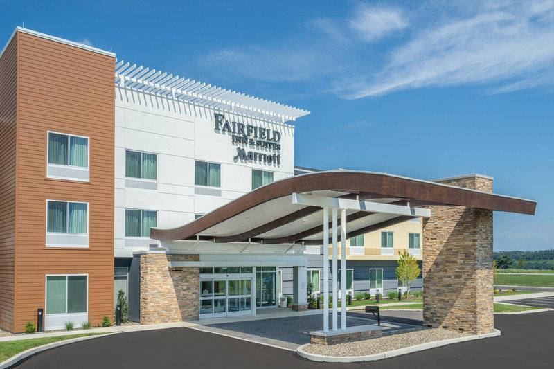 Fairfield Inn And Suites Bloomsburg