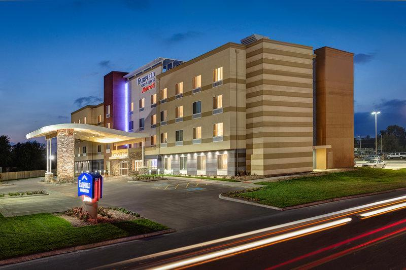 Fairfield Inn And Suites By Marriott Pensacola West I 10