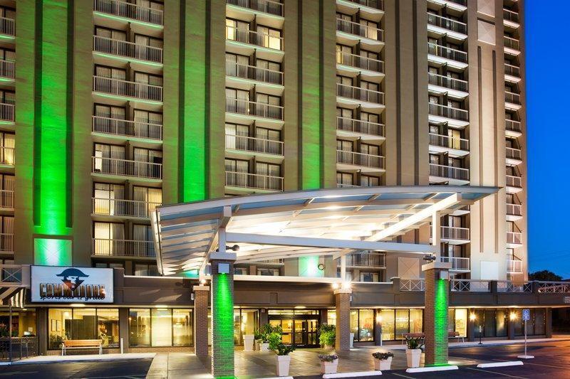 Holiday Inn Nashville Vanderbilt   Downtown
