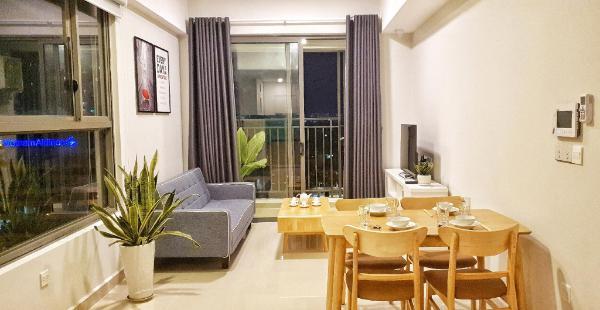 Micasa Botanica Apartment near Airport Ho Chi Minh City