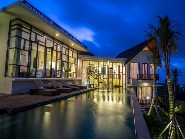 Jimbaran Sea View Villa