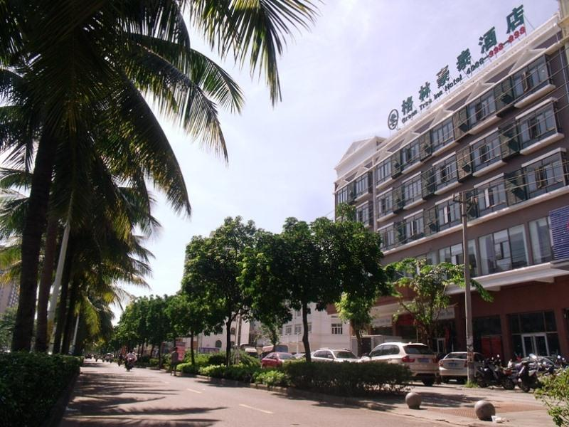 Greentree Inn Hainan Haikou Jinniu Road Business Hotel In