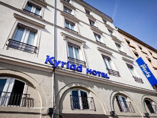 Hotel Kyriad Lyon Centre Perrache