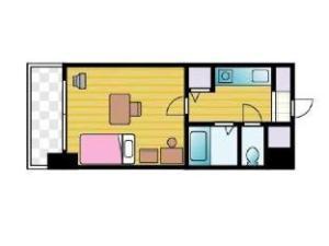 Estate Moi Tenjin Axis By Arua-Ru Apartments