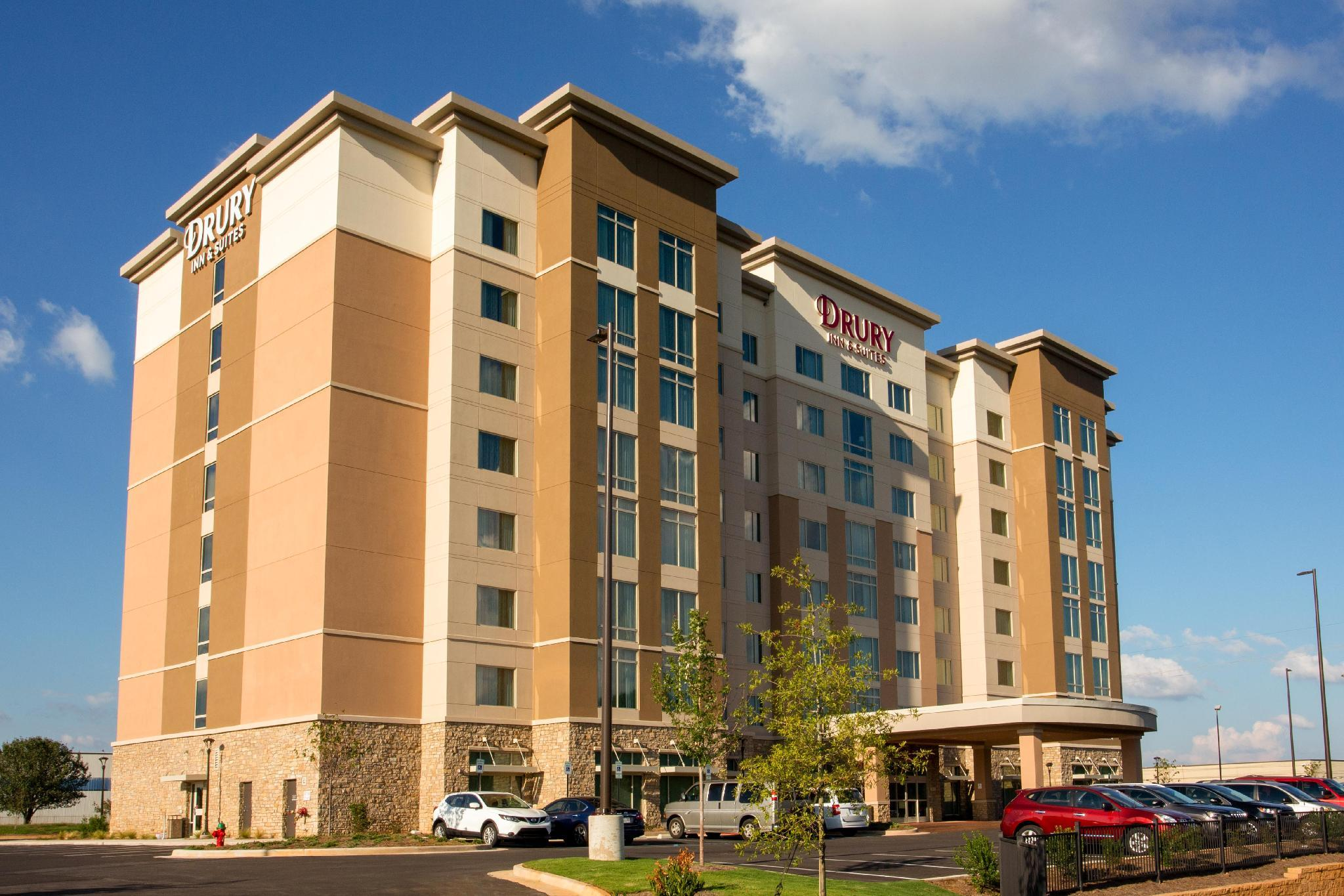 Drury Inn And Suites Cleveland Beachwood