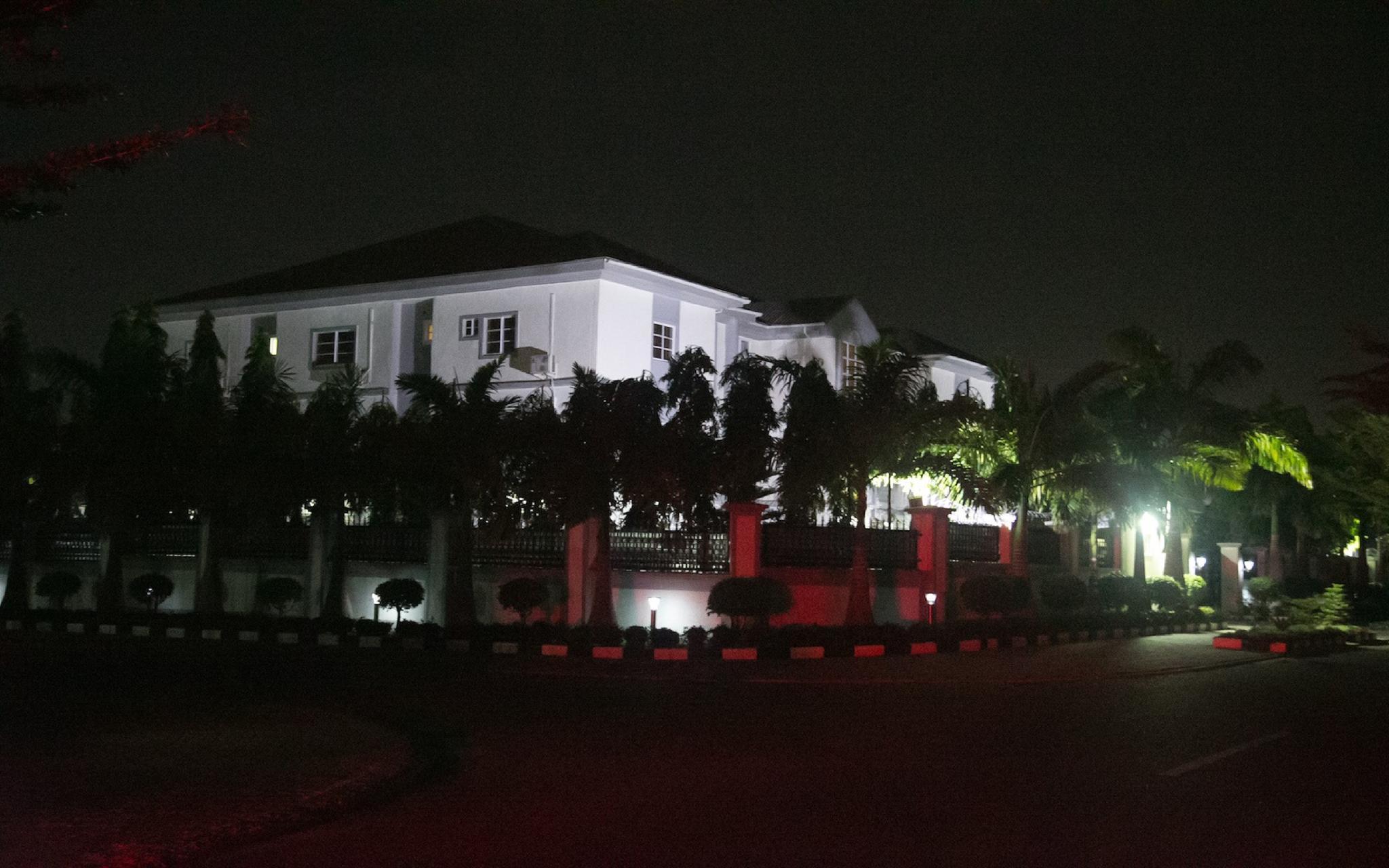 Bella Afrik Hotel