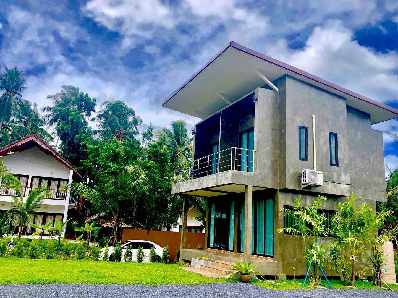 Aonang Modern Hill (2 bedrooms + Sofabed) บ้านเดี่ยว 2 ห้องนอน 1 ห้องน้ำส่วนตัว ขนาด 100 ตร.ม. – นพรัตน์ธารา