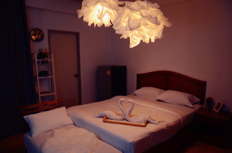 Warm one-bedroom villa in the down town อพาร์ตเมนต์ 1 ห้องนอน 1 ห้องน้ำส่วนตัว ขนาด 30 ตร.ม. – พัทยาใต้