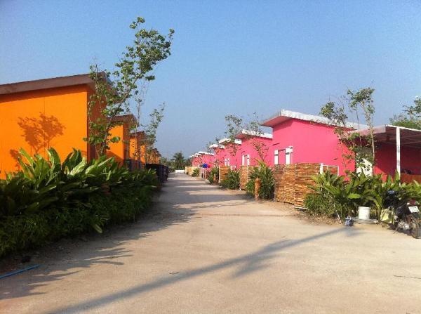 Sanrak Resort Samut Sakhon