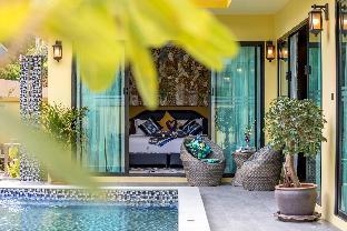 [タリンガム]ヴィラ(220m2)| 3ベッドルーム/3バスルーム Tropical hide-away.Private pool villa Putahracsa