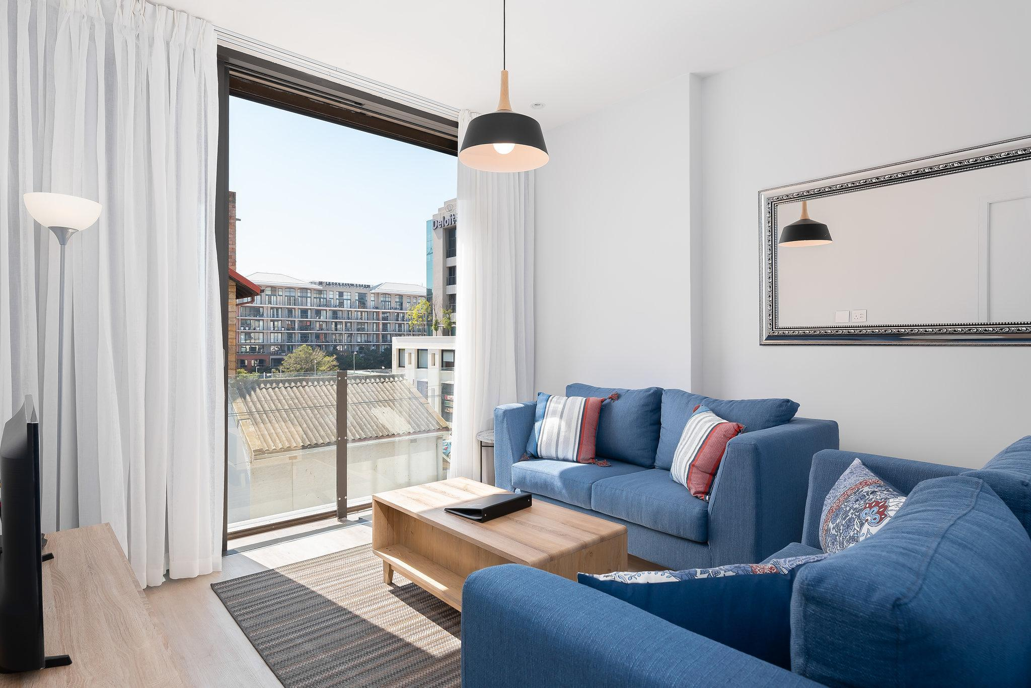 Napier Luxury Apartments