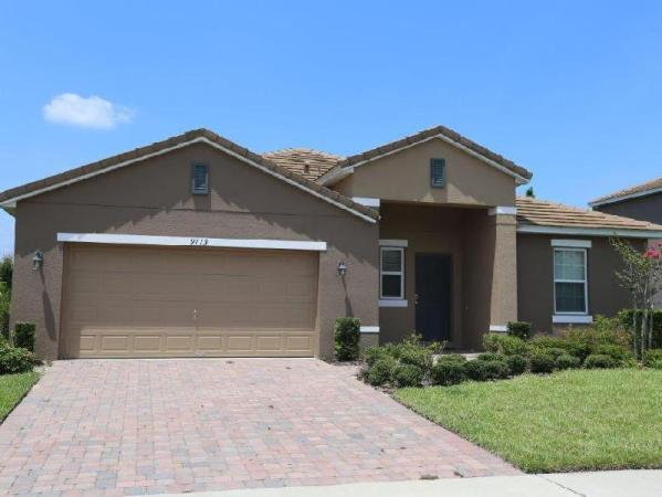 Calabria Luxury 5 Bed Homes with Game Rooms - Orlando Select Vacation Rentals Orlando