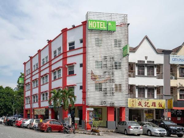 OYO 981 Ant Cave Hotel Kuala Lumpur