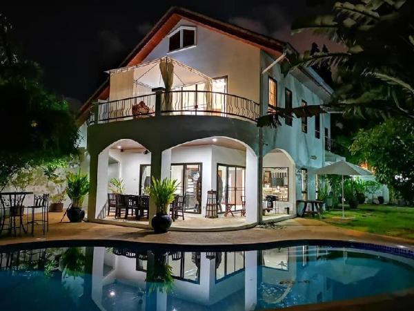Pink Phuket Villa Phuket