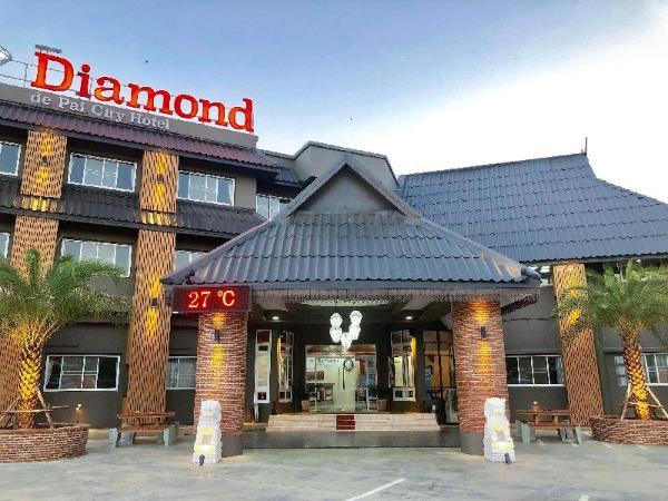 Diamond De Pai City Hotel Pai