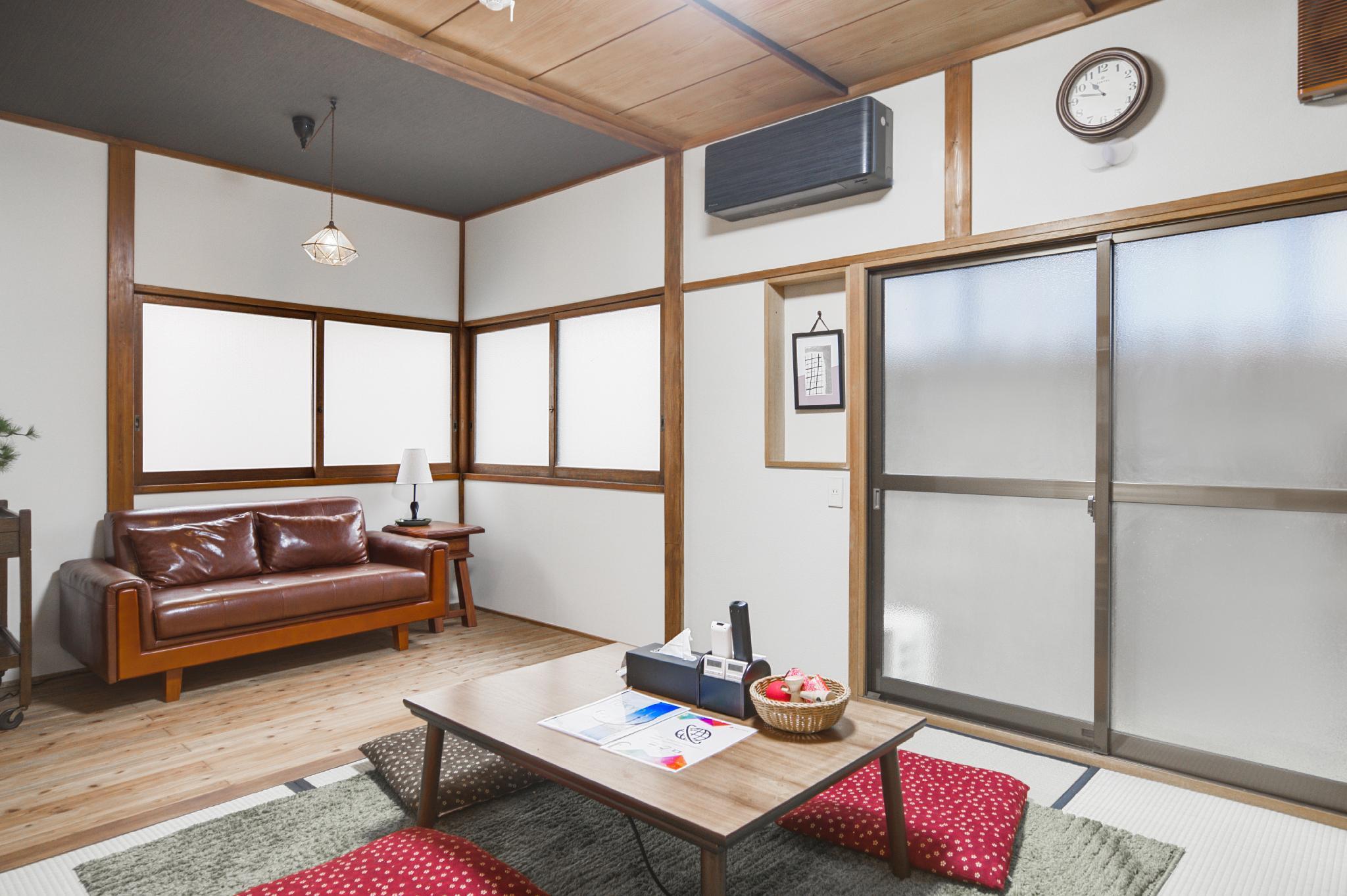 FMC 33258150 TRAD JP House At Iidabashi Tokyo