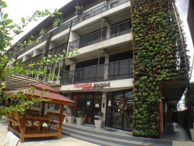 ทองทาเรสซิเดนซ์ แอท สุวรรณภูมฺ – Thongtha Residence at Suvarnabhumi