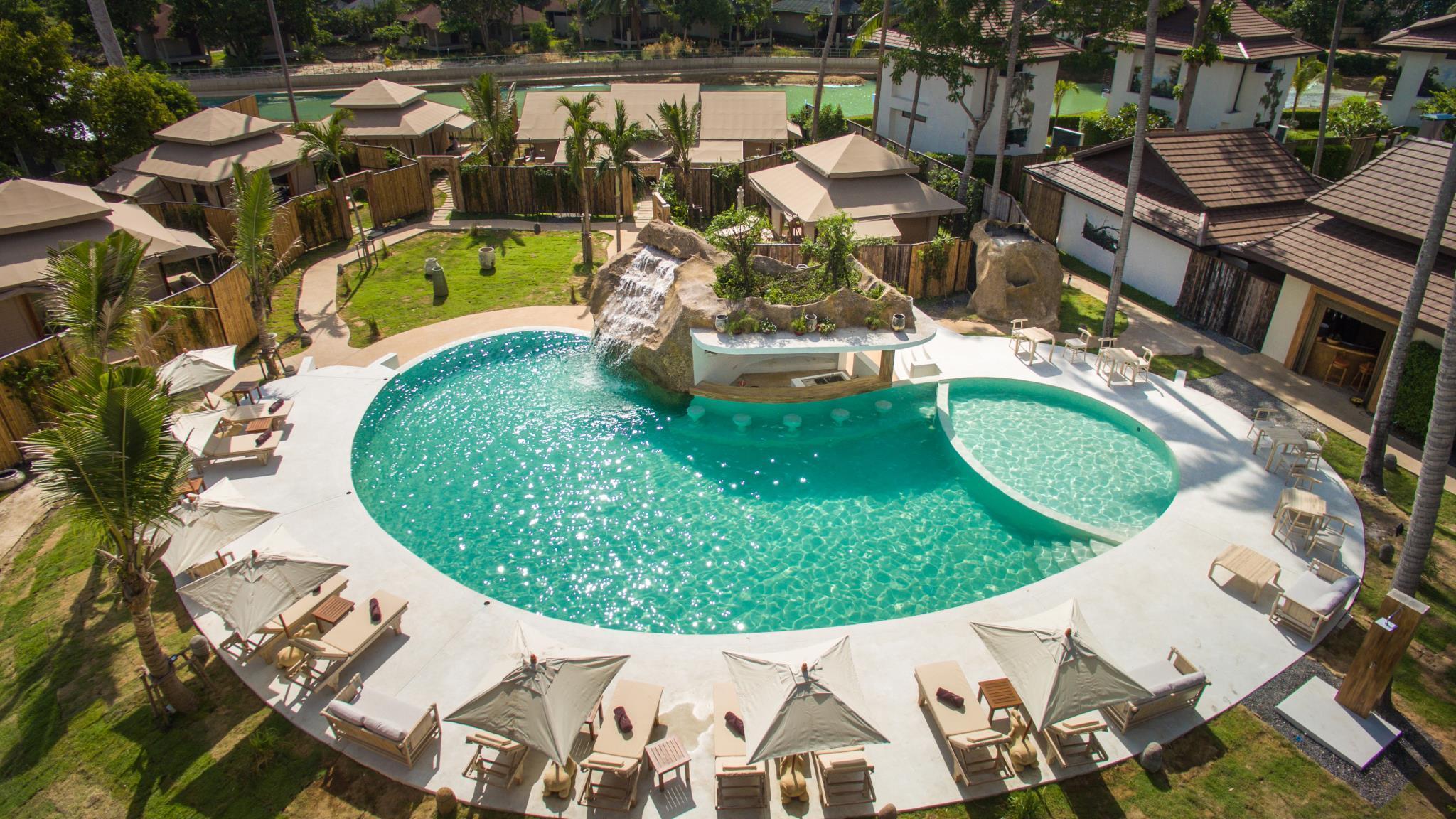 Khwan Beach Resort & Luxury Glamping and Pool Villas Samui - Adults ขวัญ บีช รีสอร์ต แอนด์ ลักชัวรี แกลมปิง แอนด์ พูล วิลลา สมุย - สำหรับผู้ใหญ่เท่า