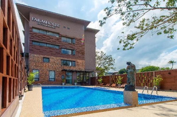 The Farm House Hotel Ranong