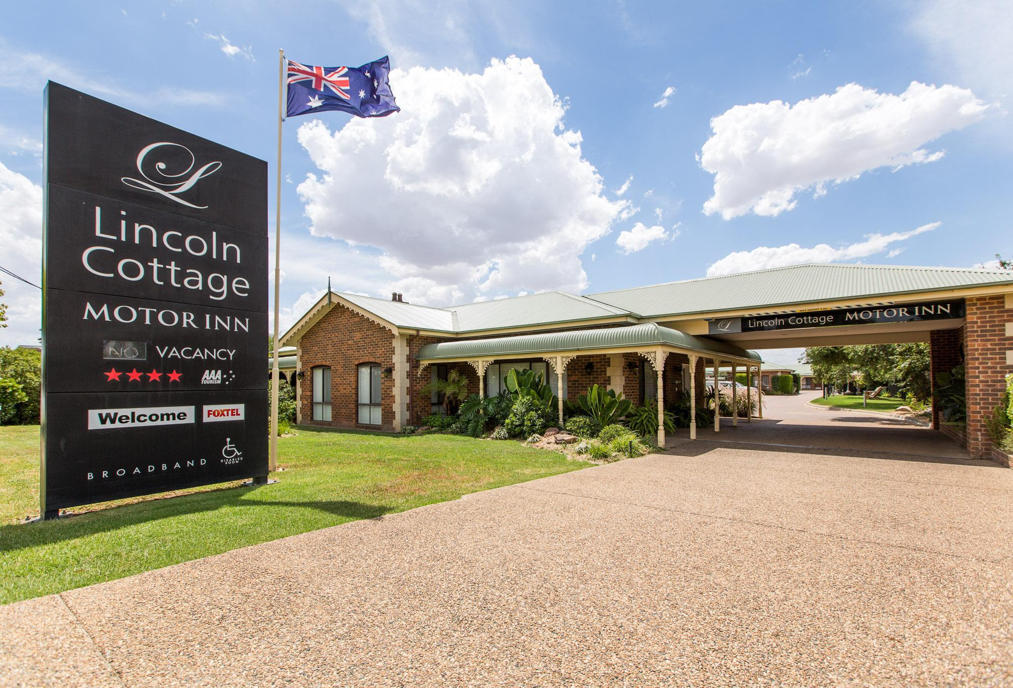 Discount Lincoln Cottage Motor Inn