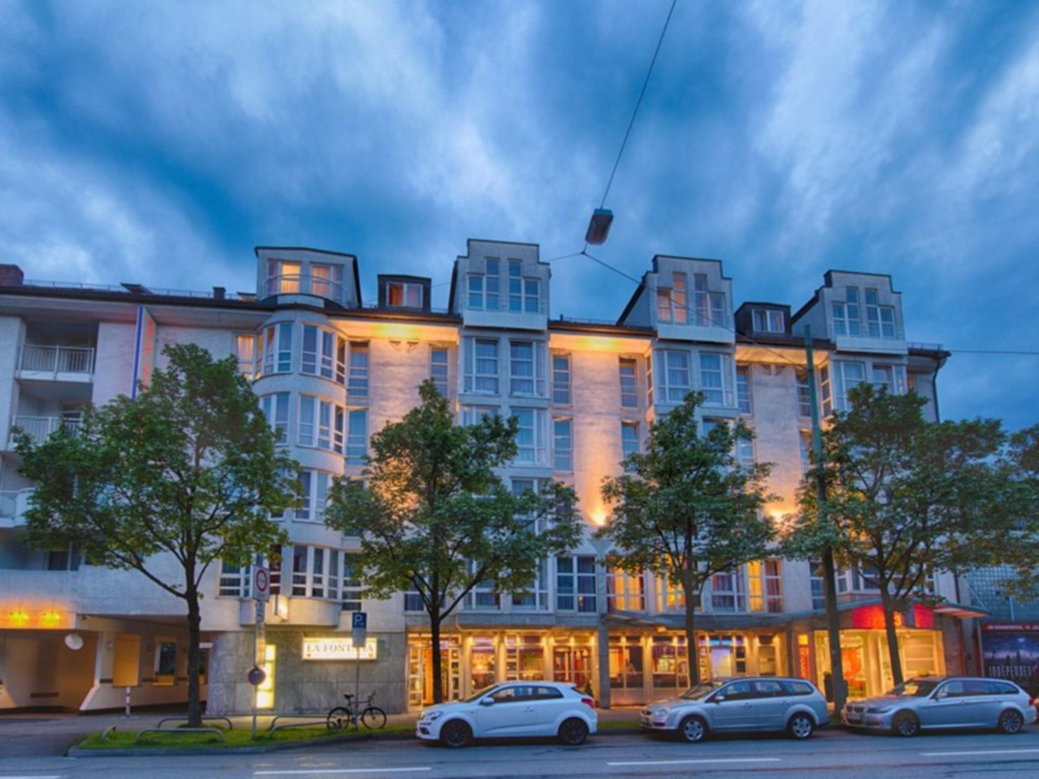 Leonardo Hotel Munich City West
