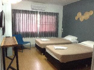 [ニンマーンヘーミン]アパートメント(28m2)| 1ベッドルーム/1バスルーム Huaykaew-Nimman Studio D (Twin)