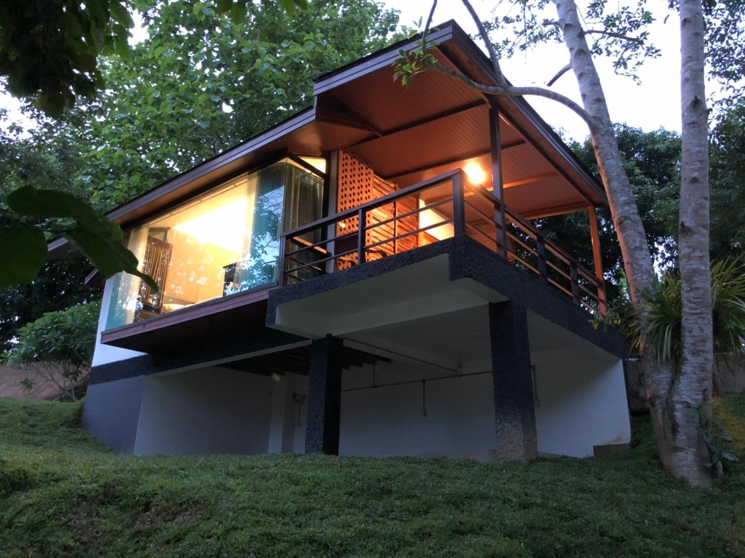 Kawarin River Exclusive วิลลา 1 ห้องนอน 1 ห้องน้ำส่วนตัว ขนาด 68 ตร.ม. – ไทรโยค