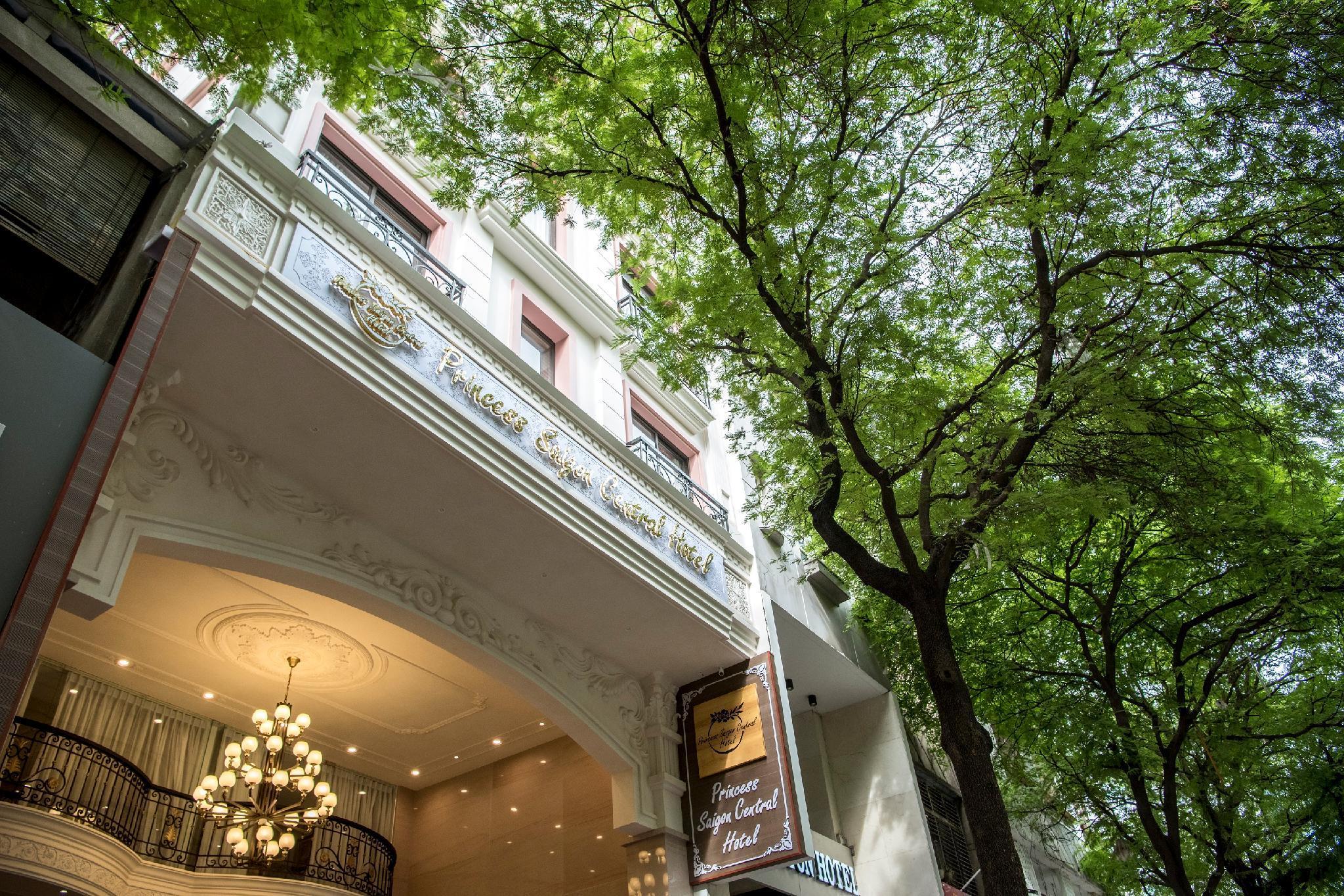 Princess Saigon Central Hotel