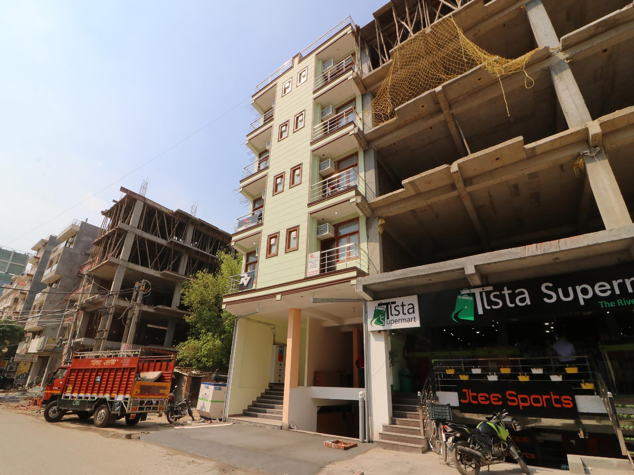 OYO 30244 Krishna Homes