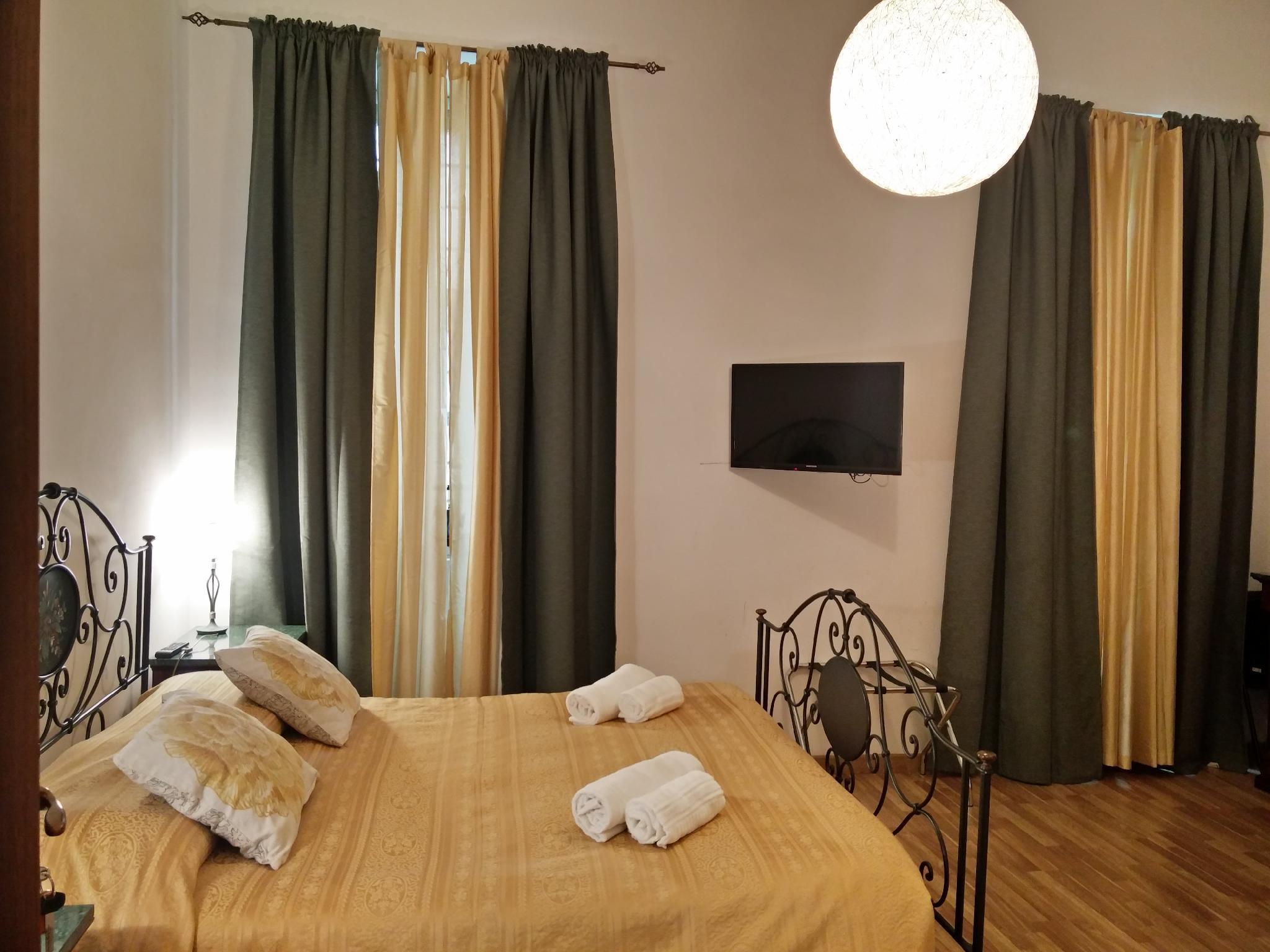 Rome Center Rooms