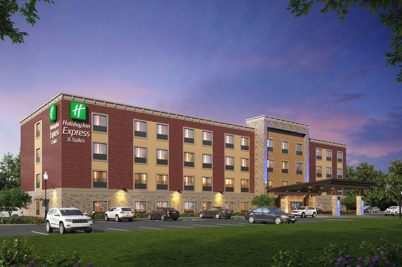 Holiday Inn Express And Suites Wentzville St Louis West