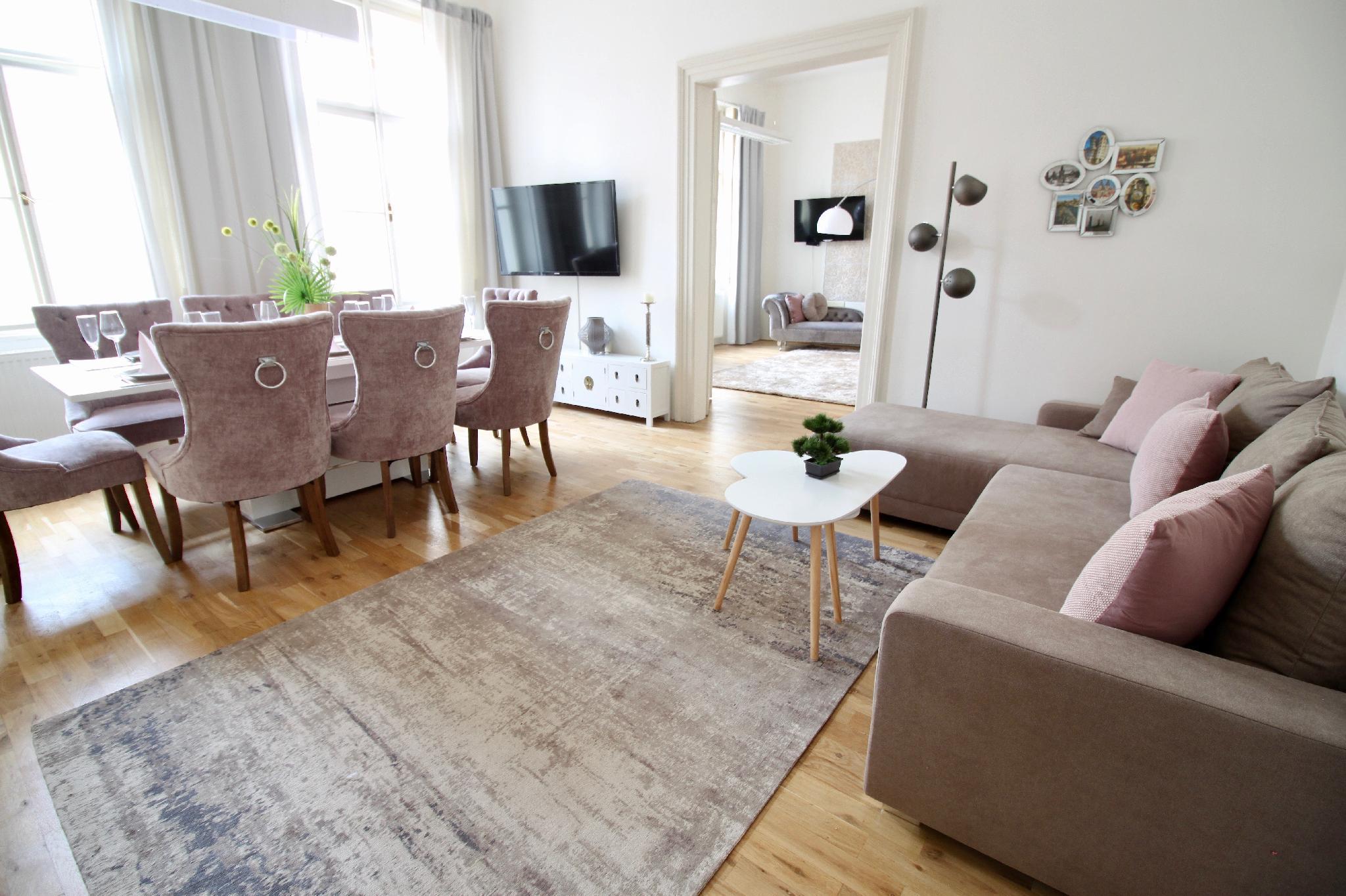 Belle Stay XXL Design Apartment