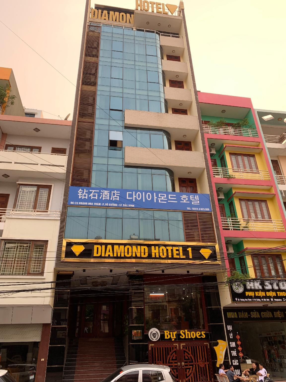 DIAMOND BAC NINH HOTEL