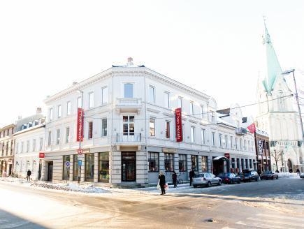 Thon Hotel Wergeland