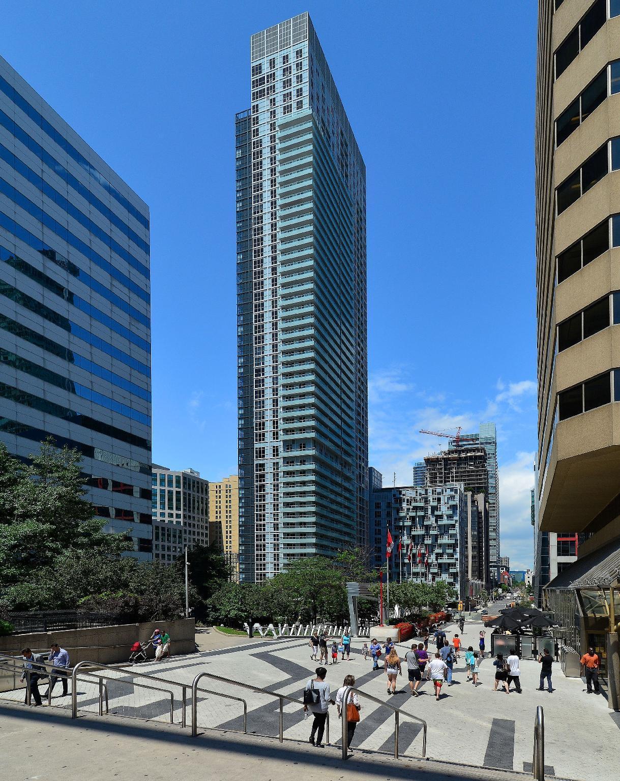 DelSuites   300 Front Street   Downtown Toronto