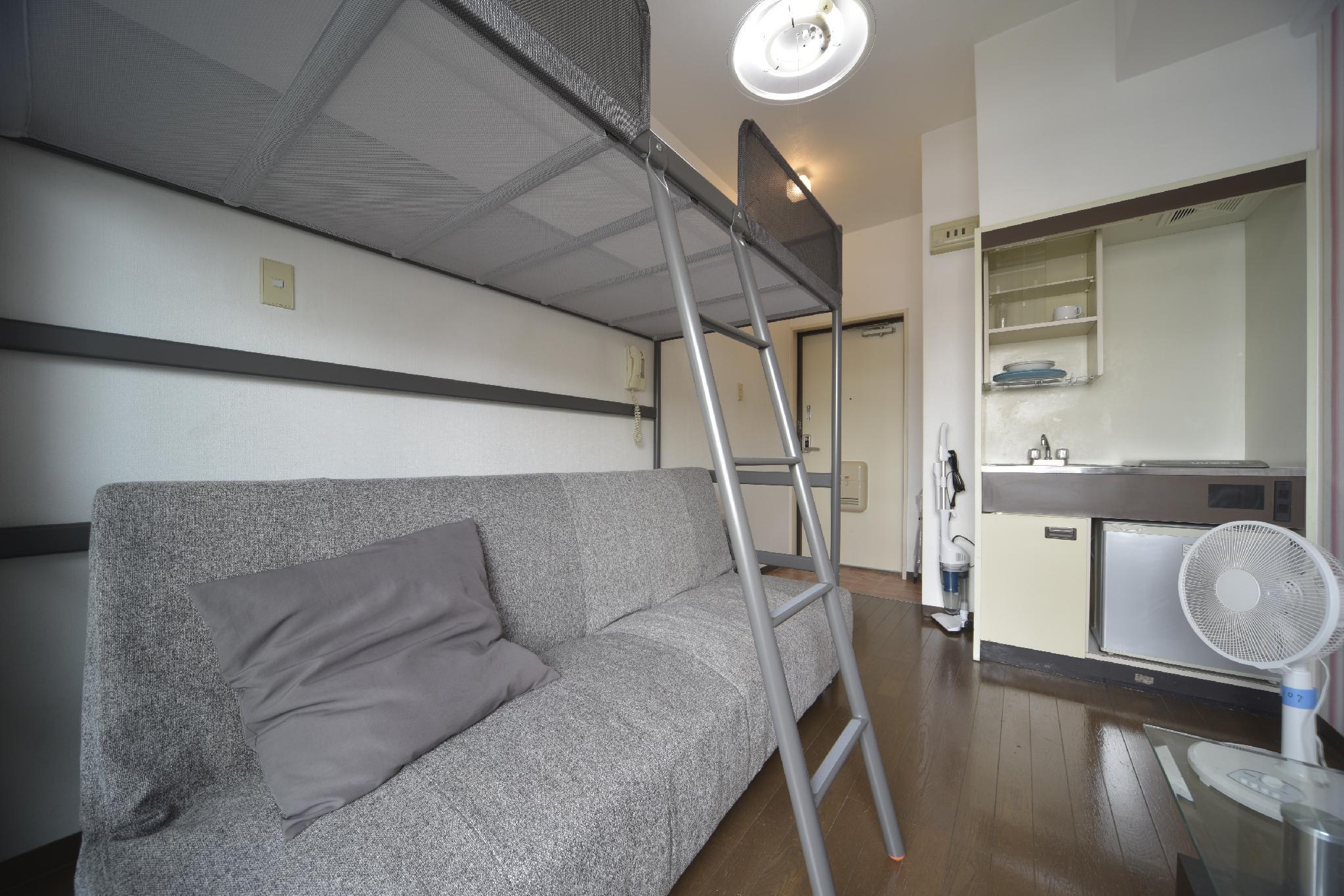 EX Shirokitakoen Apartment 511