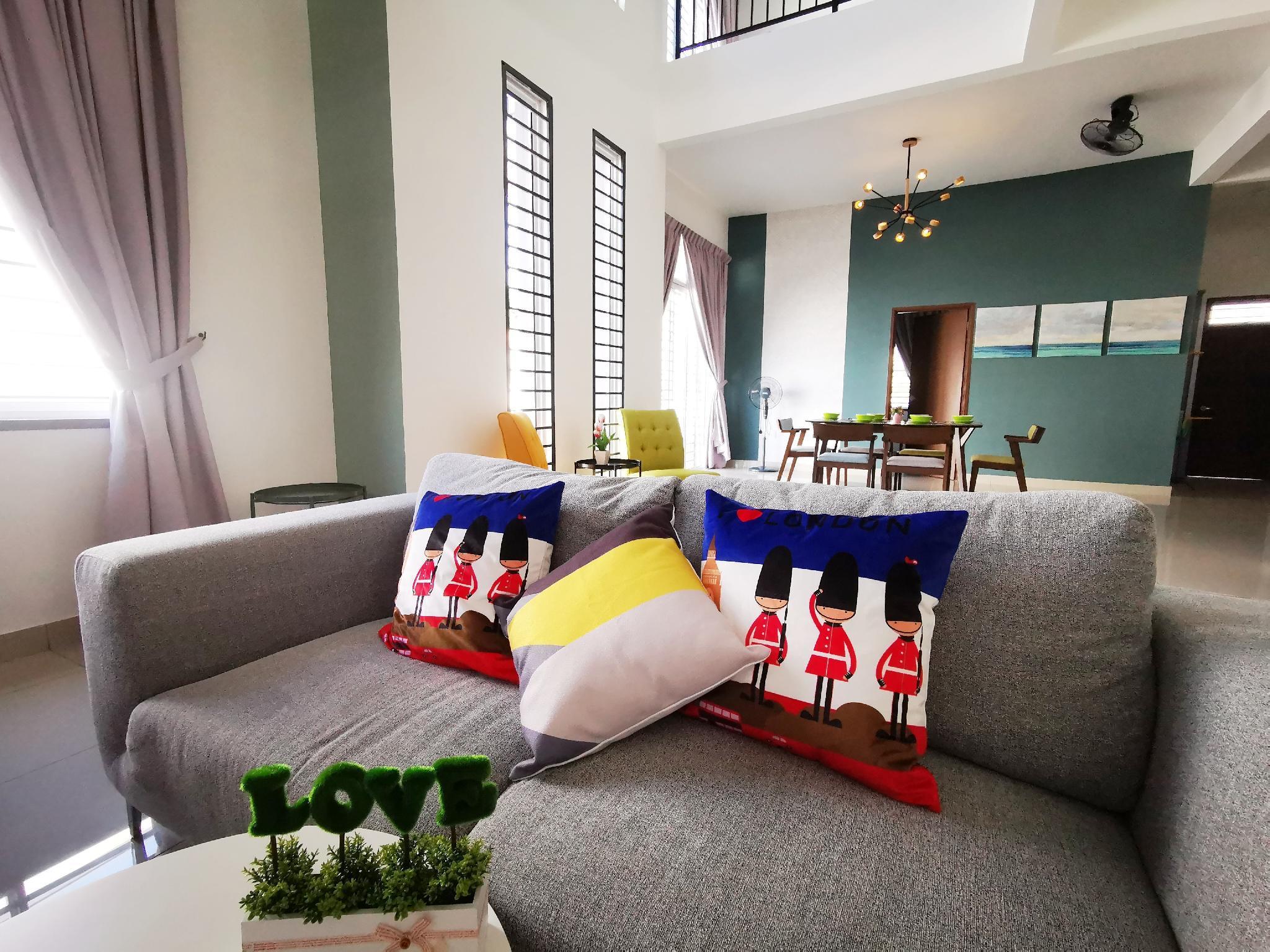 4 Bedroom Villa near Desaru Coast * Arcadia No.12