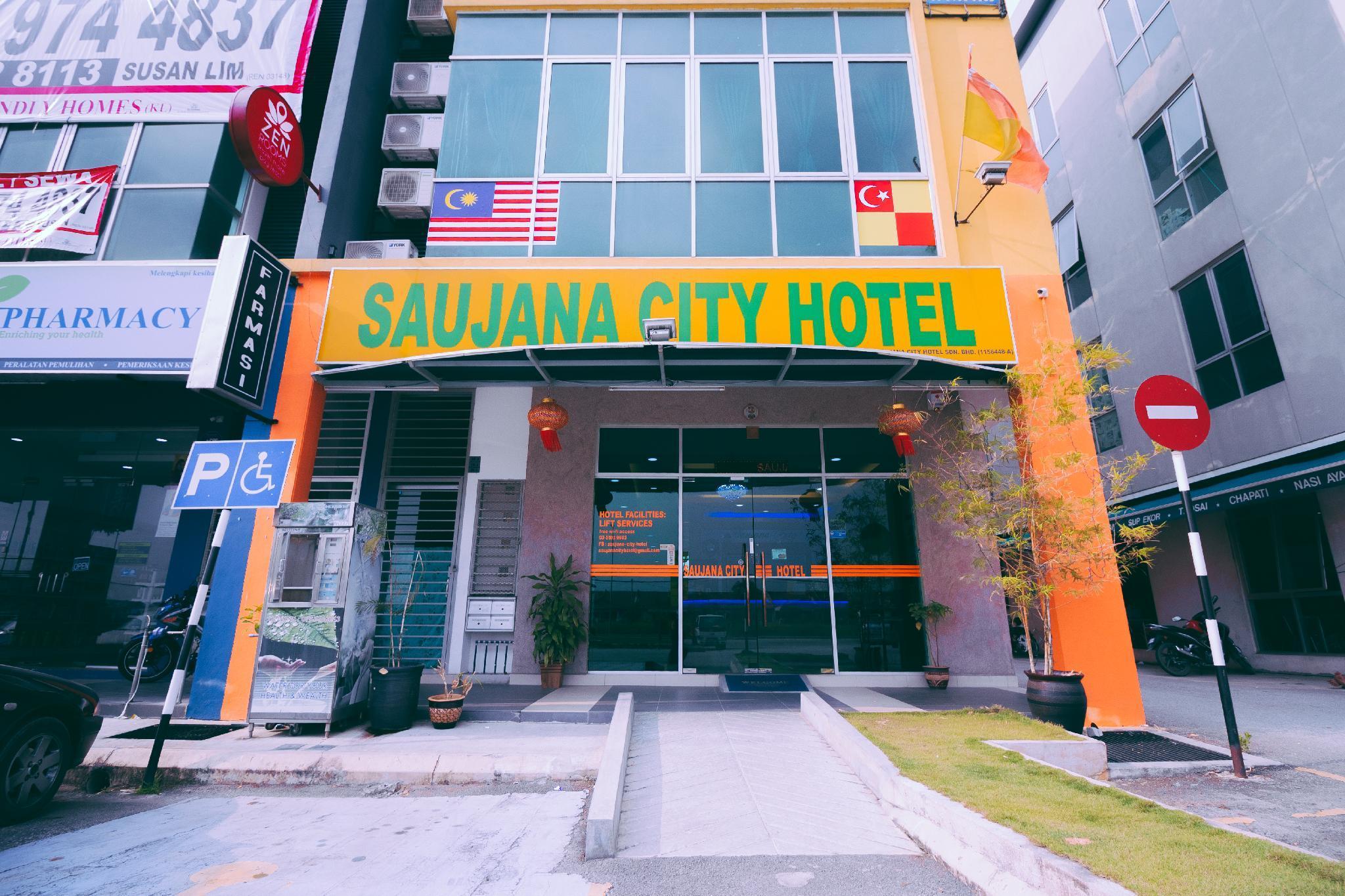 OYES Saujana City Hotel