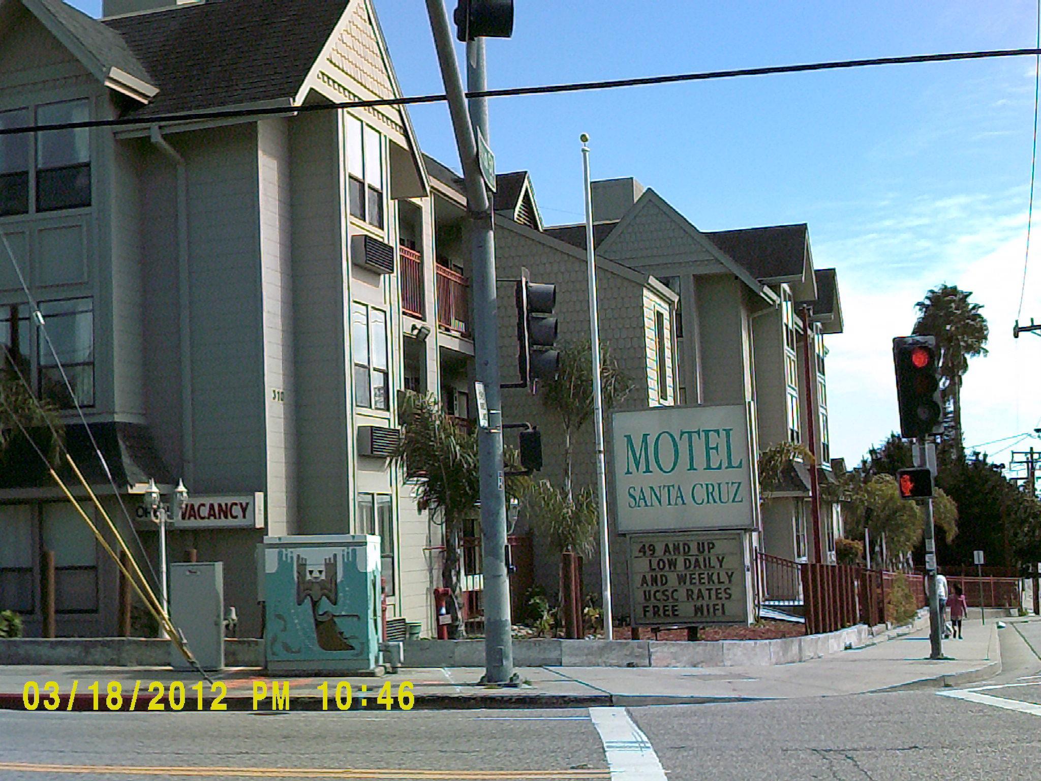 Motel Santa Cruz Santa Cruz