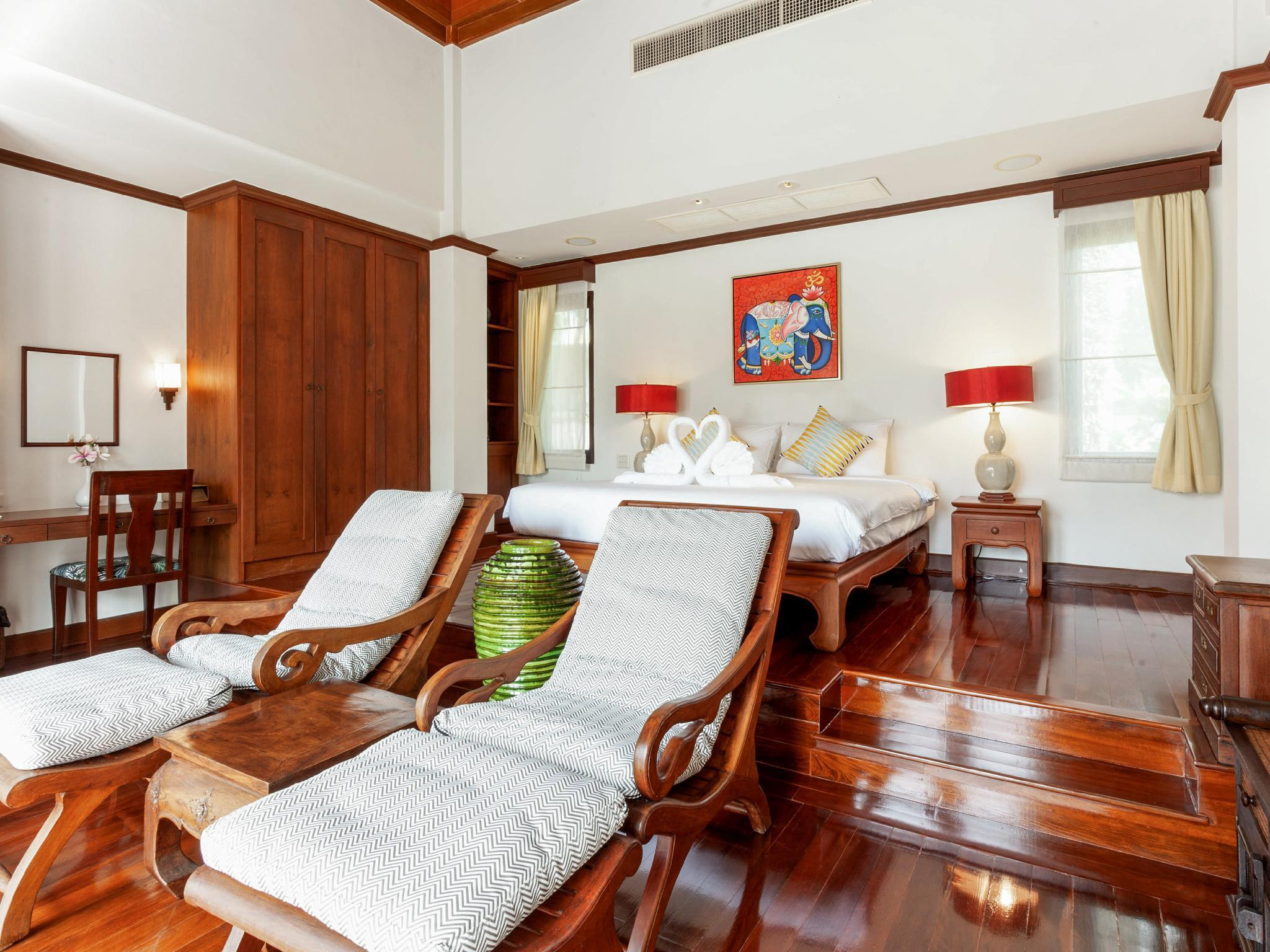 Bang tao luxury 4 bedrooms pool villa(LAN Villa) วิลลา 4 ห้องนอน 4 ห้องน้ำส่วนตัว ขนาด 800 ตร.ม. – บางเทา