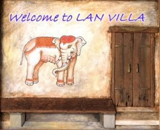 [バンタオ]ヴィラ(800m2)| 4ベッドルーム/4バスルーム Bang tao luxury 4 bedrooms pool villa(LAN Villa)