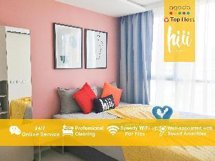 [スクンビット]アパートメント(29m2)| 1ベッドルーム/1バスルーム 【hiii】Japanese Design・StylishFree Pool&Gym-BKK152