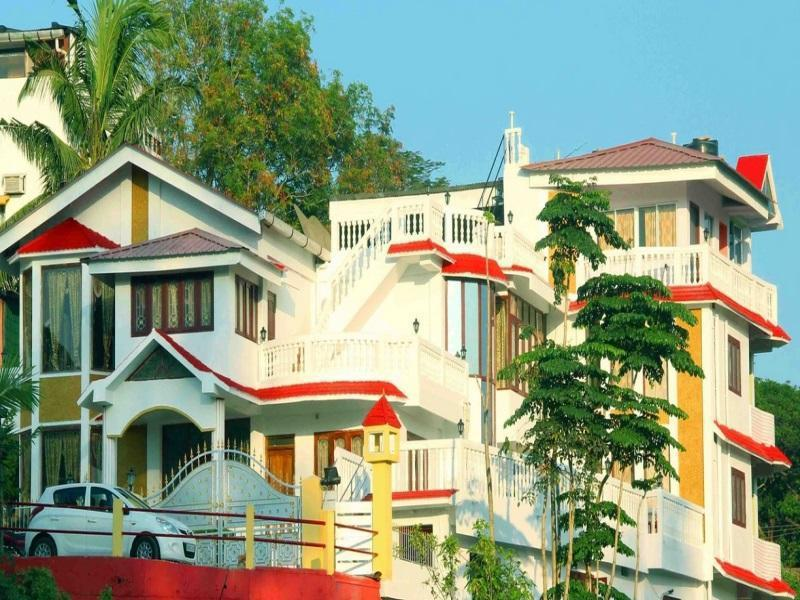 Seven Seas Dream Castle Bed And Breakfast Port Blair Hotel